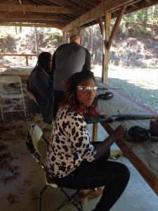 LaRohnda rifle